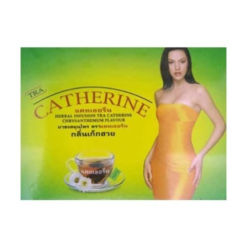 catherine diet tea