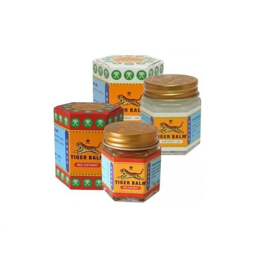 Tiger Balm red and white pack